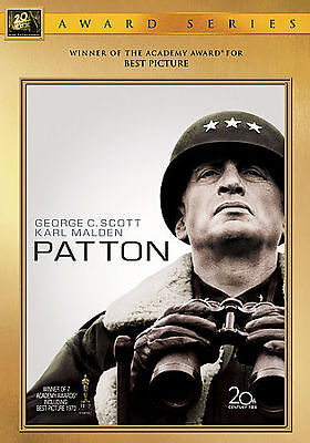 Patton (DVD, 2006, 2-Disc Set, Special Edition Gold O-Ring)