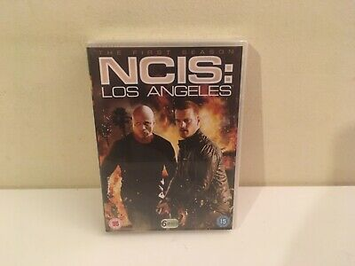 NCIS Los Angeles: The First Season DVD (2010) Chris O'Donnell Brand New Sealed