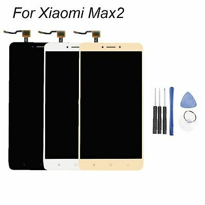 For Xiaomi Mi Max 2 LCD Touch Screen Display Digitizer Glass Replace Assembly BT