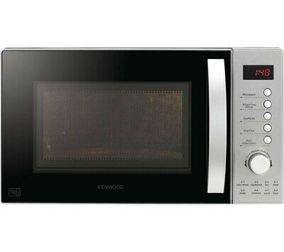 KENWOOD K20MSS15 Solo Microwave - Stainless Steel - Currys