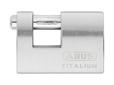 Abus Mechanical Abu98ti70 98ti/70mm Monoblocco Titalium™ Lucchetto
