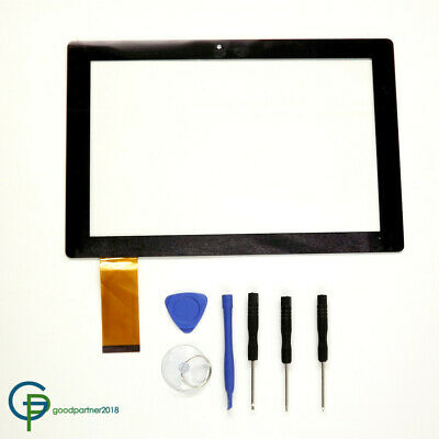 New Digitizer Touch Screen Panel for Smartab ST1009X 10.1 Inch Tablet free shipm