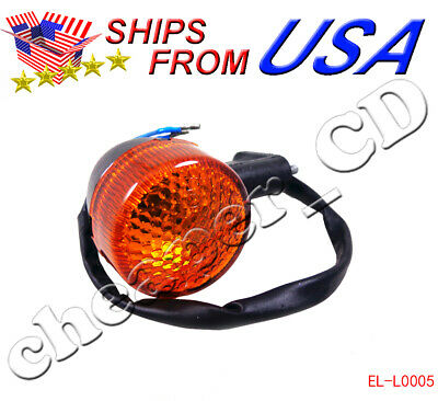 Moped Scooter Turn Signal Light GY6 50cc 150cc 12V Motorcycle I LT10