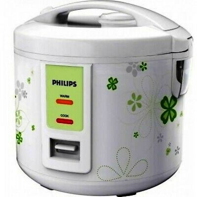 Philips HD3017 220v 10 Cups Rice Cooker 220 230 Volts For Europe Asia 1.8L