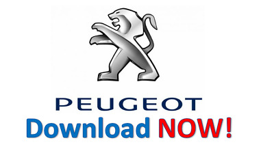 2013 Peugeot Service Box - Workshop Repair Manual - Download NOW!