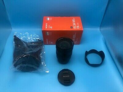 Sony FE 24-105mm f/4 G OSS Lens - SEL24105G! USPS 2-3 days!!!!!!!!!!!!