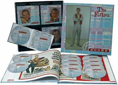 Pat Boone - The Fifties - Complete (12-CD Deluxe Box Set) - Rock & Roll