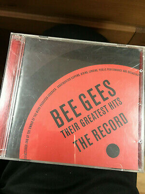 The Bee Gees  Their Greatest Hits   Cd Album