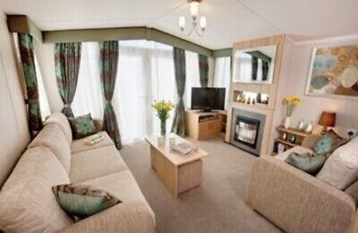 prestige Caravan Hire Haven DONIFORD BAY holiday 2020 august 15th For 7 night