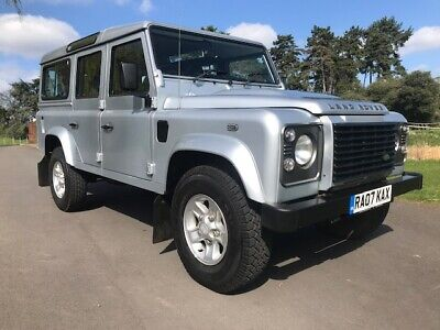 Land Rover Defender 110 XS Station Wagon 2.4 TDCi 2007