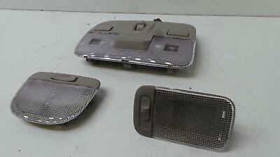 Subaru Outback 2003 - 2009 Set Of 3 Courtesy Roof Interior Lights