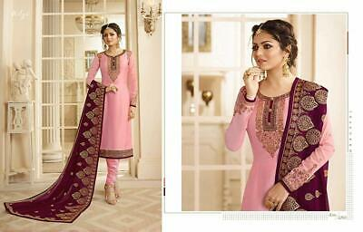 b8107962b8 Partywear Indian Salwar Kameez Pakistani Dress Anarkali Wedding Designer  Ethnic