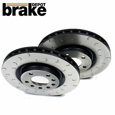 Ford Focus RS MK3 Brake Discs Front 350mm Performance Slotted