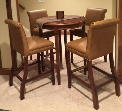 Fine Hancock Moore Fine Furniture Leather Wingback Accent Chair Gmtry Best Dining Table And Chair Ideas Images Gmtryco