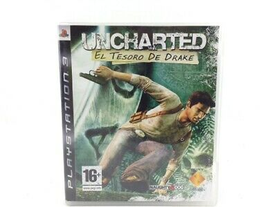 Juego Ps3 Uncharted: Drakes Fortune Essentials Ps3 4664359