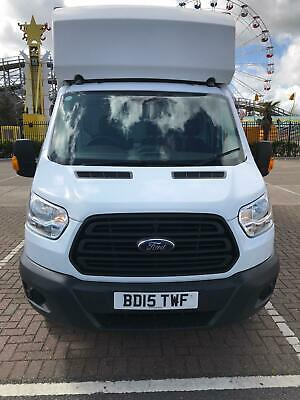 2015 Ford Transit Luton Van with tail lift. BARGAIN