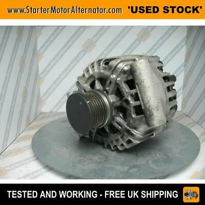 Alternator Fits Citroen C3, C4, Ds3, Ds4, Mini 1.4-1.6L Petrol 2008-2017