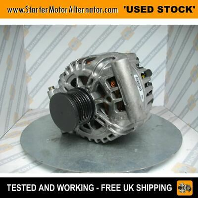 Alternator Fits Citroen Ds3, Ds4, Mini, Peugoet 207, 208 1.4-1.6L Petrol 2006-