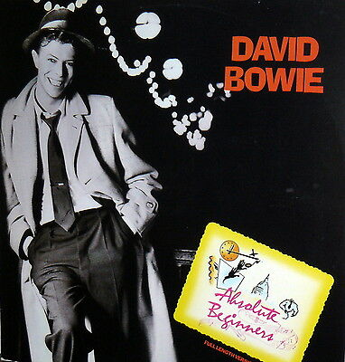 David Bowie  Lp Absolute Beginners ( Dub Mix ) Made In Italy 1985