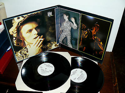 David Bowie  2  Lp The Collection Made Uk 1985