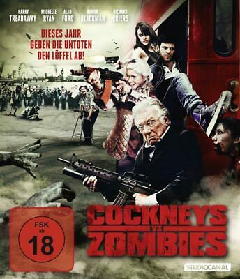 Cockneys vs. Zombies [Blu-ray] [Blu-ray]