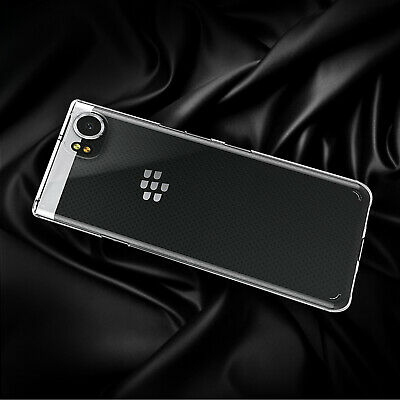 Crystal Clear Shockproof Thin TPU Case Cover Protector For Blackberry KEYone