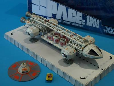 "Sixteen 12 Space 1999 Eagle Freighter ""Breakaway"" Diecast"