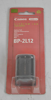 Genuine Canon Bp-2L12 Battery Pack (New)