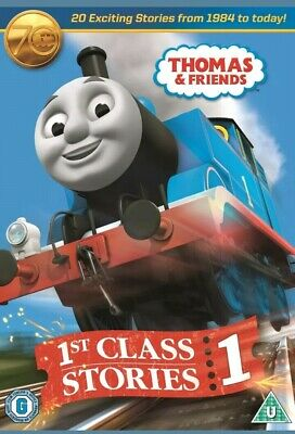 Thomas & and Friends 1st Class Stories DVD - BRAND NEW & SEALED!  Free post