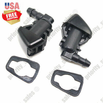 68260443AA Windshield Wiper Washer Spray Nozzle For Jeep Grand Cherokee 11-17 US