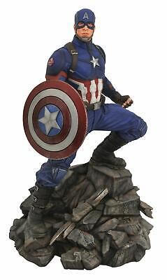 Marvel Collection: Avengers Endgame CAPTAIN AMERICA Statue Limited Hand-numbered