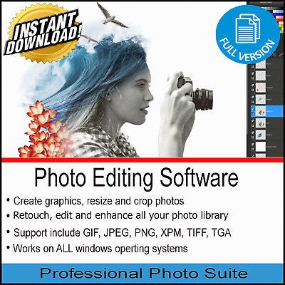 ADOBE PHOTOSHOP CS2 Windows 10 - $35 00 | PicClick