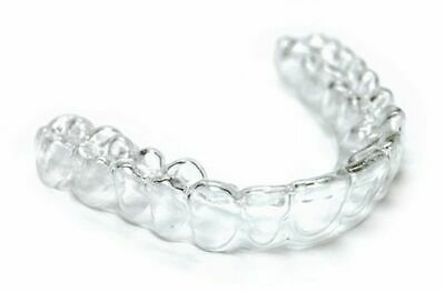 Invisalign-Type Essix Dental Retainers~ UPPER AND LOWER SET