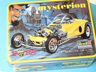 1:25 Revell  MONOGRAM LIMITED EDITION mysterion Bausatz! NEU/MINT &  METALL-BOX!