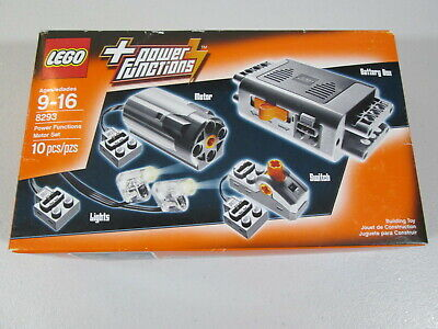 LEGO® Technic Power Functions LED Lichter aus 8293