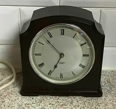 Vintage Smith Sectric Bakelite Mantle Clock