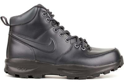 Nike Manoa Leather Anthracite/Anthracite-Anthracite-Black (454350 010)