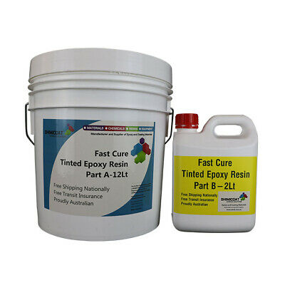 TINTED EPOXY SURFACE Coating, Casting, Self-leveling, Industrial