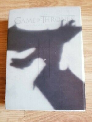 Game of Thrones: The complete Third Season in gift box.(DVD, 2014, 5-Disc Set)