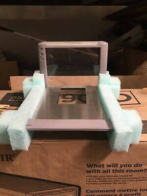 Stainless Steel/Glass Top Plate for Datalogic Magellan  Scanner/Scale 5-2690