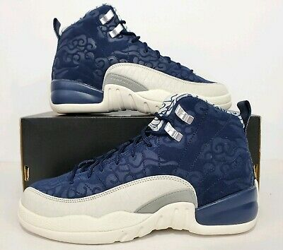 quality design 3151a c99b1 Nike Air Jordan 12 Retro PRM GS International Flight BV8017-445 Youth Size  6.5Y