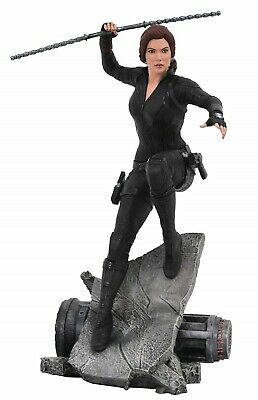 Marvel Premier: Avengers Endgame Black Widow Statue Limited Hand-numbered 1-3000