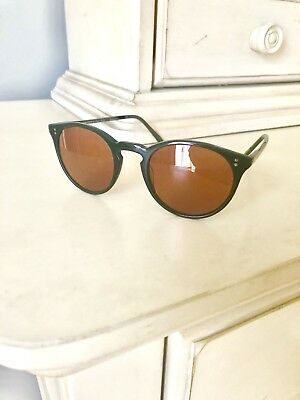 25cd00d95380 Oliver Peoples O Malley NYC OV5183SM 100553 48 Sunglasses PERFECT CONDITION!
