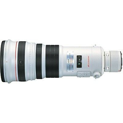 Canon EF 500mm f/4L IS USM Super Telephoto Lens for Canon SLR Cameras