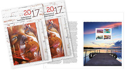2017 Collection of Australian Stamps
