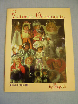 Victorian Ornaments by Elspeth Eleven Projekts Angel Head Angel Torso and more