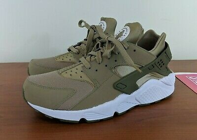 416650767d Nike Air Huarache Mens Khaki Medium Olive Men's Running Shoes 318429-200  Size 11