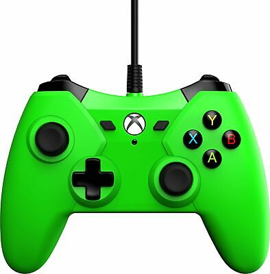 Xbox One Wired gamepad  Pad green Spectra [PowerA] boxed