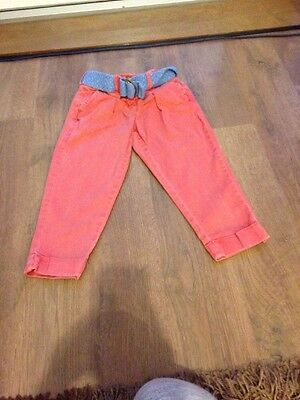 Girls Fat Face Trousers - 4 Yrs - <E199