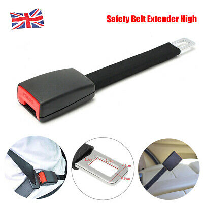 Universal Seat Safety Belt Extender High Strength Car Auto Extension Buckle Clip